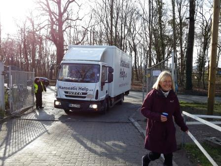 Hanseatic Help bundesweit on tour..